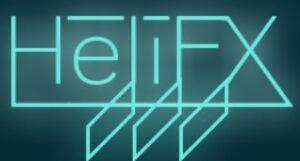 HeliFX logo