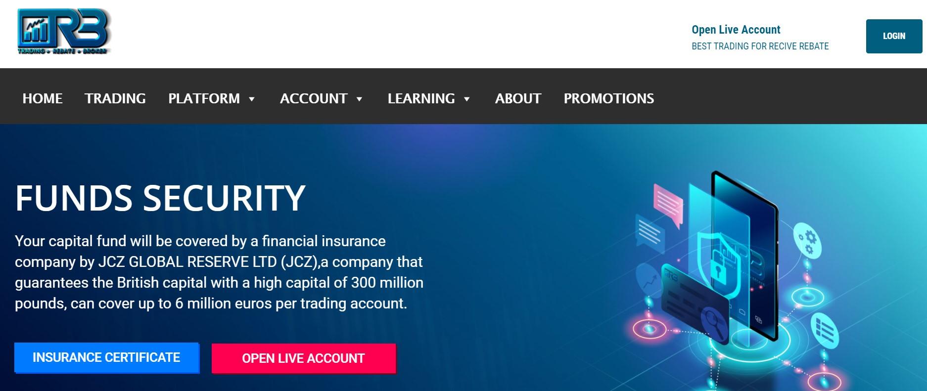 TRB website