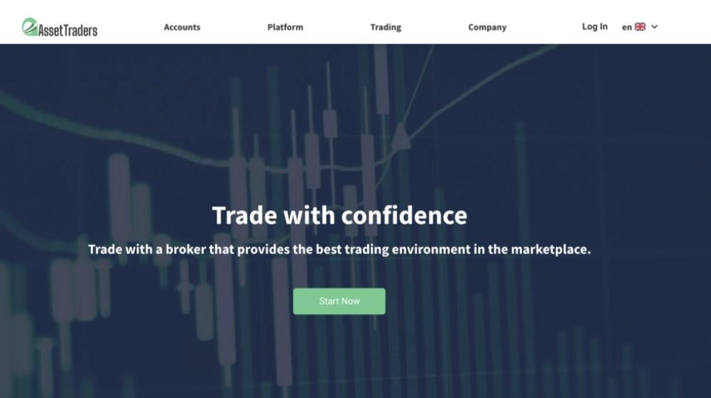 AssetTraders website