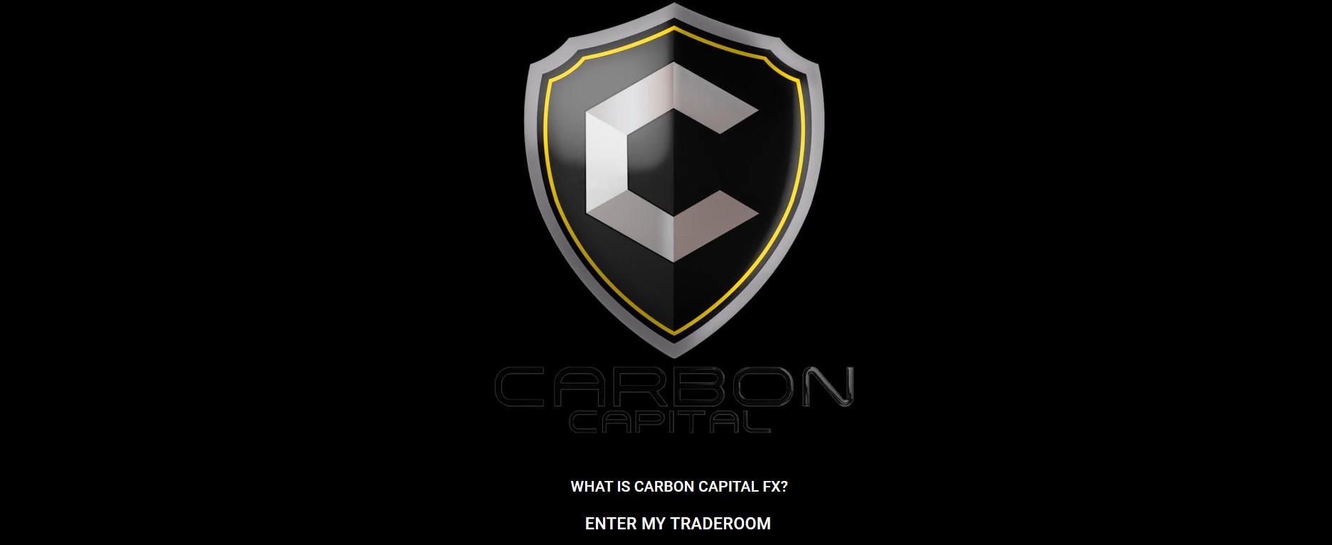 CarbonCapitalFX website