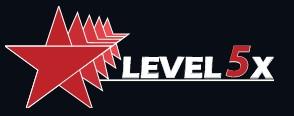 Level5x logo