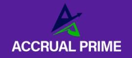 Accrual Prime logo