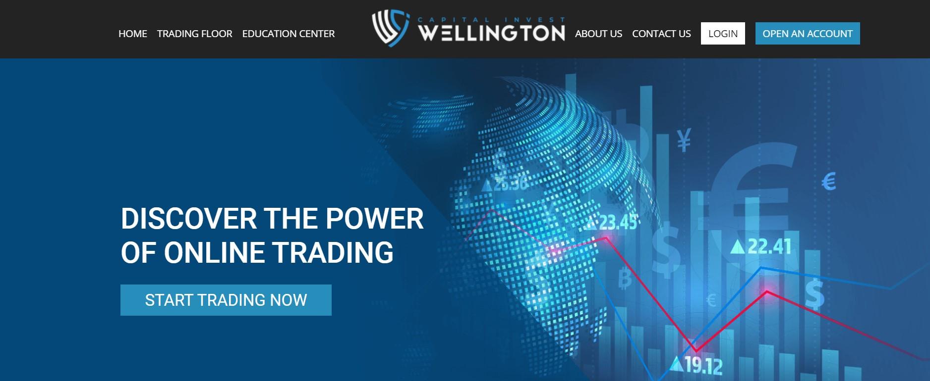 Wellingtoncapitalinvest website
