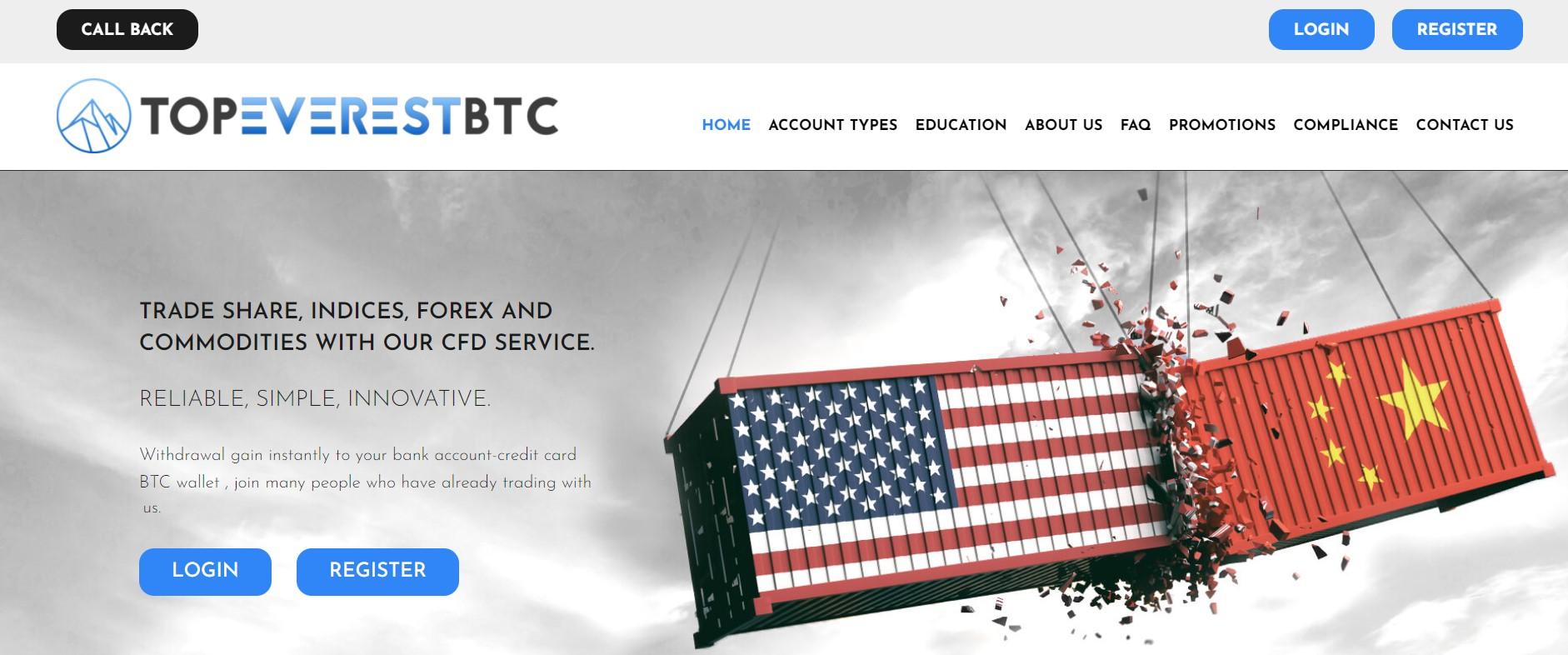 Topeverestbtc website